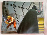star wars the adventures of luke skywalker Jedi Knight Book HC First Edition