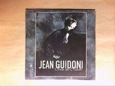 CD PROMO 4 TITRES / JEAN GUIDONI / FIN DE SIECLE / NEUF SOUS CELLO