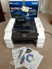 Brother MFC-J435w All In One Print Scan Fax And Copy With WiFi Compatible