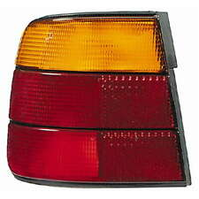 Fits BMW 5 Series E34 Saloon Hella Left Nearside Passenger Rear Tail Light Unit