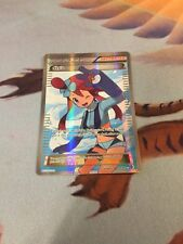 Pokemon Skyla 149/149 Boundaries Crossed Full Art FOIL Moderately Played