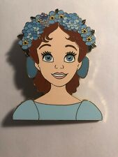 Disney Peter Pan Wendy Seasons Crown Fantasy Pin LE