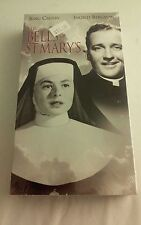 The Bells Of St. Mary's Bing Crosby HTF Brand New Unopened Sealed VHS