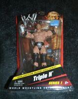 2011 WWE TRIPLE H SERIES 1 WALMART ONLY RELEASE