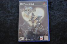 Disney Kingdom Hearts Playstation 2 PS2 Geen Manual