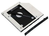 SATA 2nd Hard disk HDD SSD Caddy per HP EliteBook 2570p 2560p 2540p 2530p GU40N