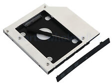 SATA 2nd Hard disk HDD SSD Caddy per HP EliteBook 2570p 2560p 2540p 2530p GU40N