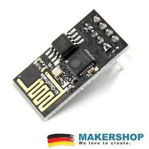 ESP8266 ESP-01 Serial Port WIFI Transceiver Wireless Modul Arduino IDE