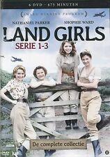 Land Girls : Serie 1 - 3 (6 DVD)
