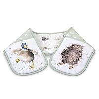 Wrendale Designs Double Oven Glove Duck Owl