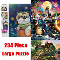 Adults & Kids Puzzle 234 Piece Large Puzzle Game Interesting Toys Jigsaw Puzzle
