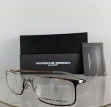 New Authentic Porsche Design P 8254 C Eyeglasses Titanium P'8254 53mm Frame