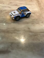 MICRO-MACHINES renault 5 gt gold and white 1989