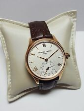 FREDERIQUE CONSTANT Horological Smartwatch FC-285V5B4   UVP 1250,- €