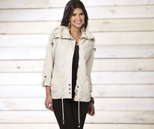 Womens Size Small Brave Soul Stone Parka Jacket Coat