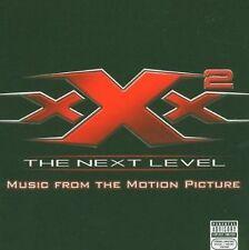 XXX2 - THE NEXT LEVEL - Soundtrack CD NEU Ice Cube Moby & Public Enemy P.O.D.
