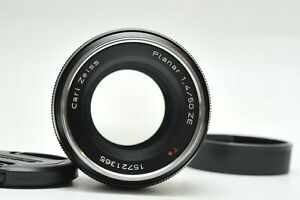 Zeiss 50mm f/1.4 Planar T* ZF Lens for Canon EF SN15721365