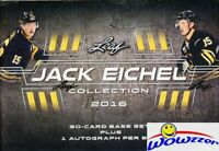 2016/17 Leaf Hockey Jack Eichel Limited Edition Factory Sealed Box Set-AUTOGRAPH