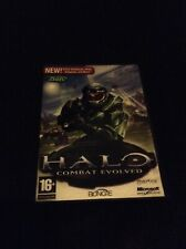 Halo Combat Evolved PC Complete with Manual (Microsoft Game Studios)