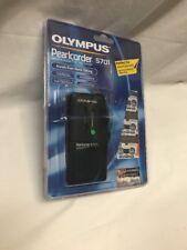 Olympus Pearlcorder S701 Microcassette Recorder - Hands Free Earphone Jack - NEW