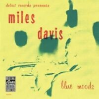 MILES DAVIS - BLUE MOODS  CD NEU