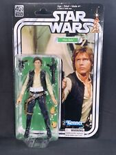 Star Wars 6? Black Series Han Solo 40th Anniversary A New Hope Action Figure