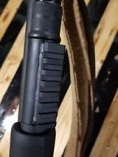 Adapt a Remington 870 Express 12ga. barrel to an H&R pardner pump 12ga receiver.