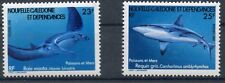 TIMBRE  NOUVELLE CALEDONIE NEUF N° 443/444 ** FAUNE MARINE / POISSON