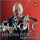Magic of Jascha Heifetz Remastered (2016)