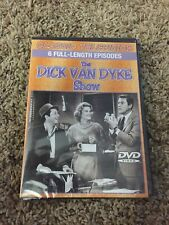 Classic Tv The Dick Van Dyke Show 6 Episodes (Dvd 2007) Brand New Factory Sealed