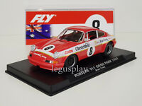 "Slot car Scalextric Fly A2017 Porsche 911 #8 Oran Park 1969 ""Brian Foley"""
