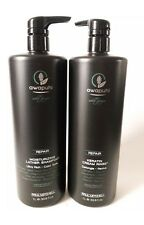 Paul Mitchell Awapuhi Wild Ginger Shampoo & Keratin Cream Rinse 33.8 oz Duo Set