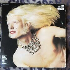 THE EDGAR WINTER GROUP - They Only Come Out At Night - Epic 1st - EPC65074 A1/B1