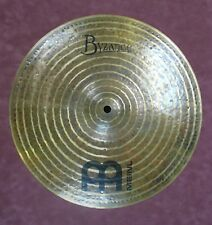 "MEINL BYZANCE DARK 14"" HI-HAT BOTTOM CYMBAL USED, EXCELLENT  CONDITION"