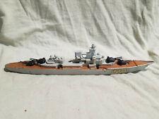 Vintage Matchbox Sea Kings K-303 Battleship 1976 Lesney Prod
