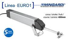 MINGARDI 450N 220V Fensteröffner Spindelantrieb Dachfenster Gauben Kuppeln 400mm
