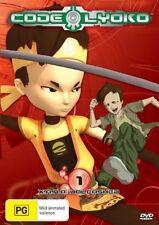 Code Lyoko - XANA Unleashed : Vol 1 - Kid's animated DVD