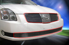 Billet Grille Grill Combo Grill  For Nissan Maxima 2004 2005 2006