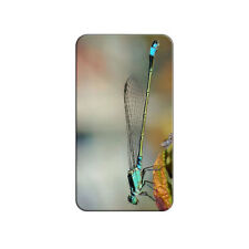 Blue Dragonfly - Dragon Fly - Metal Lapel Hat Pin Tie Tack Pinback