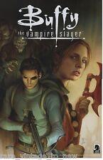 Buffy the Vampire Slayer; Angel & Faith Season 10 Comic Book 2 sided mini poster