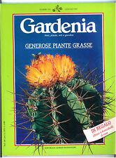 GARDENIA NUM. 105 GENNAIO 1993 MONDADORI FIORI PIANTE ORTI GIARDINI