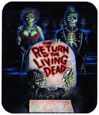 RETURN OF THE LIVING DEAD MOUSE - PAD 1/4 IN. TV HORROR MOVIE MOUSEPAD