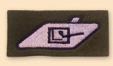 Nouveau Tank Crew Badge, Couleur