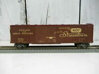 Vintage HO Chicago & North Western 50' Box Car #51998