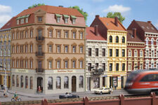 Auhagen kit 11392 NEW HO 3 AND 4 STORY BUILDINGS SCHMIDTSCHTRASSE #13//15