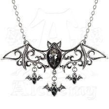 Alchemy Gothic Viennese Nights Pewter Necklace BRAND NEW