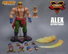 STM87054: Storm Collectibles Alex Street Fighter V Action Figure
