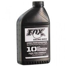 Fluido De Aceite De Suspensión Fox Forx 10wt Verde 946ml/32oz