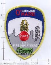 Illinois - Chicago O'Hare Airport IL Fire Dept - ARFF