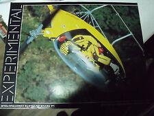 µµ Revue Aeronefs EXPERIMENTAL n°25 Acroduster Helico en kit / G2 Cabri